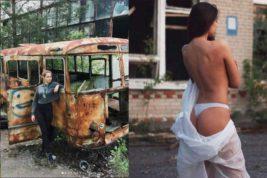 Чернобыль блогеры