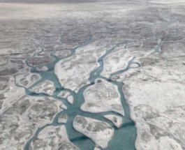 гренландия озера