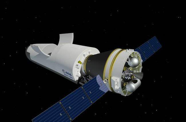 европейский космический корабль,Space Rider