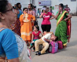 жара в индии