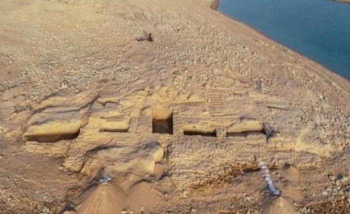 ирак древний дворец