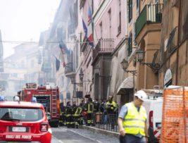 италия взрыв