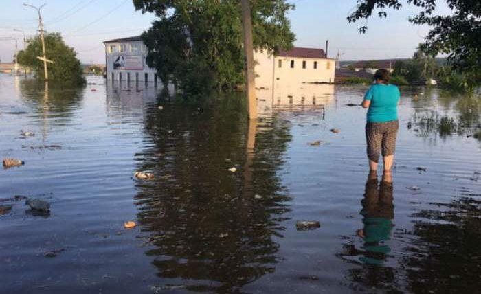 наводнение иркутская область