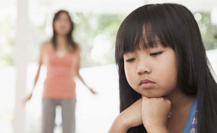 наказание детей в Японии