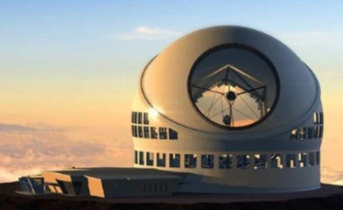 телескоп гавайи