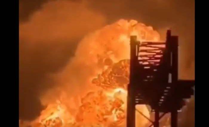 филадельфия пожар