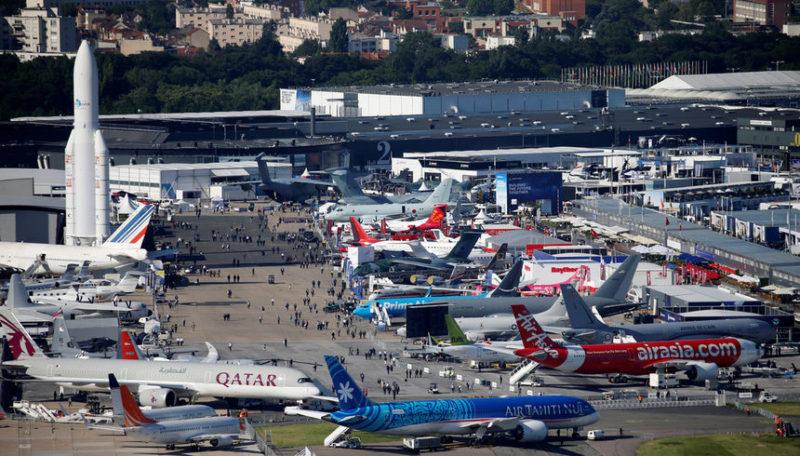 53-я международная авиационная выставка