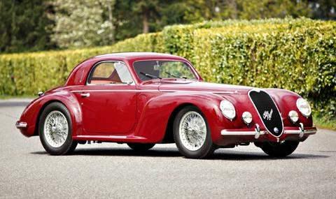 Alfa Romeo Tipo 256 Coupe