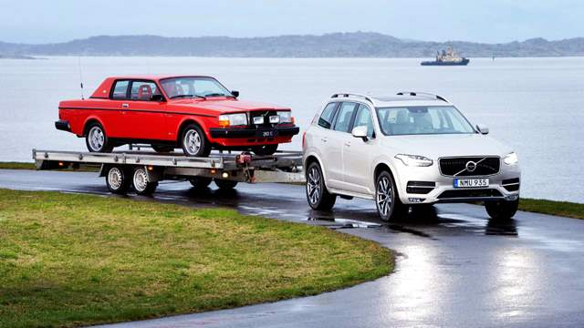 Volvo гарантирует бесплатную помощь