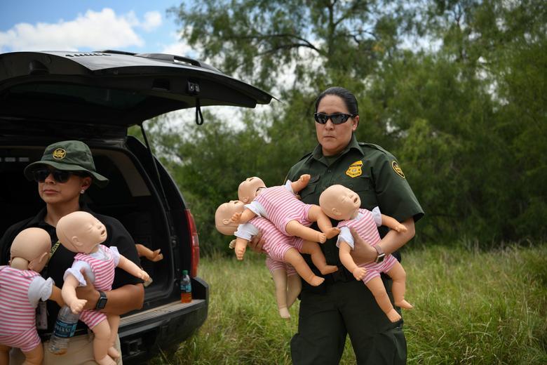 Агент пограничного патруля США