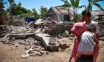 Бали землетрясение
