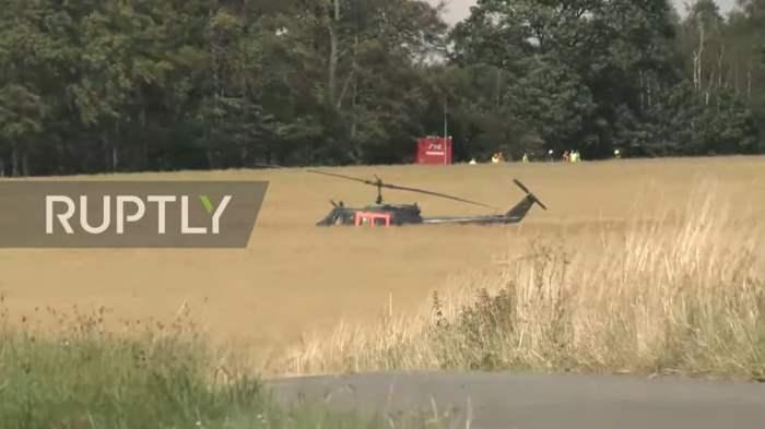 Германия вертолет
