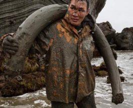 Мамонты в Якутии