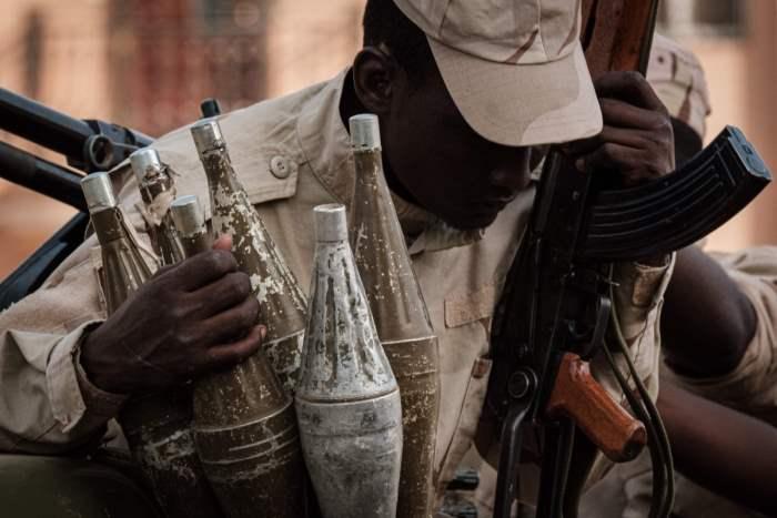 Хартум, Судан.