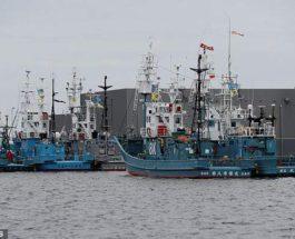 Японские китобои