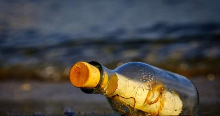 бутылка с посланием