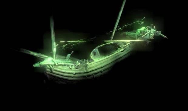 корабль балтика