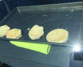 печенье в машине