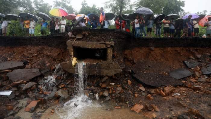 плотина в Индии