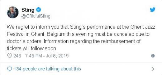 стинг