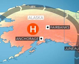 жара аляска