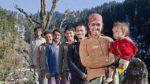 Индианка замужем за пятью братьями