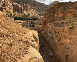 Иордания вода