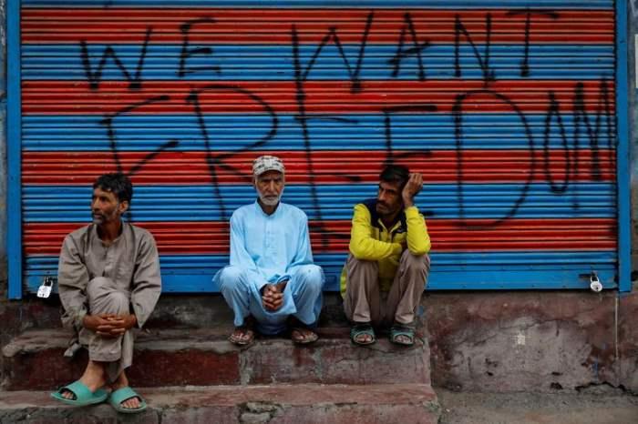 Кашмирские мужчины