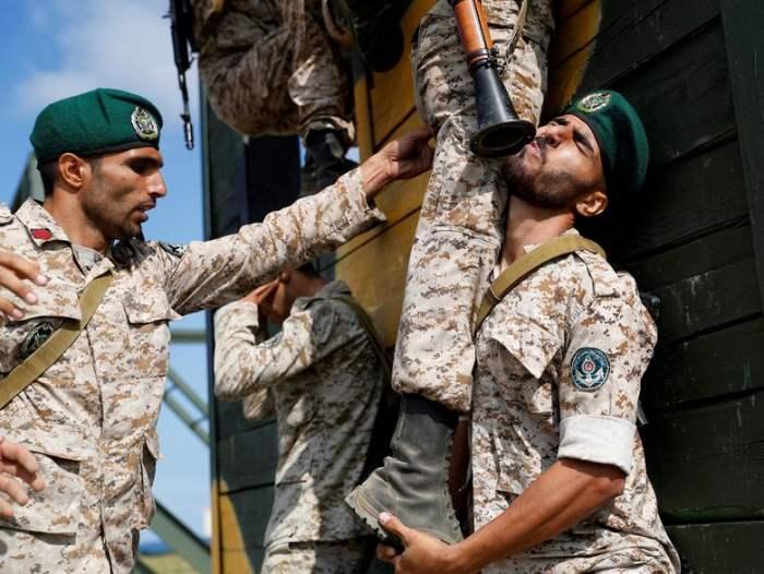 Морские пехотинцы из Ирана