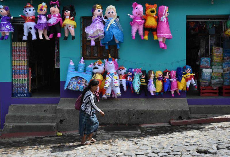 Сумпанго, Гватемала