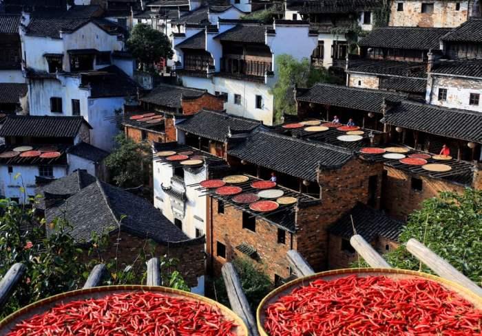 Шанрао, Китай