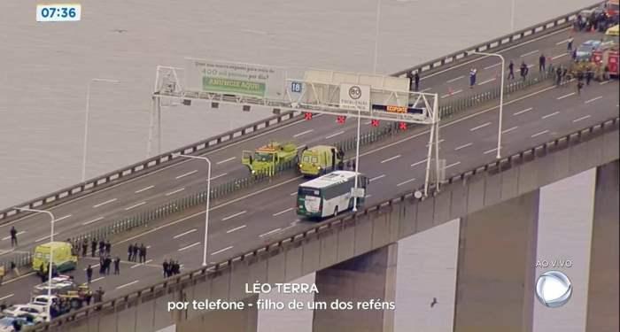 автобус с заложниками