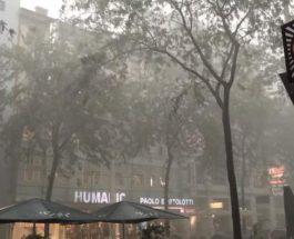 дождь вена