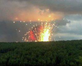 красноярск взрывы