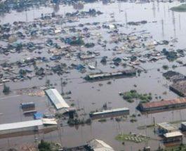 наводнение тулун