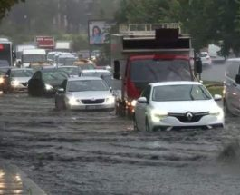 стамбул наводнение