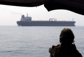 танкер задержание