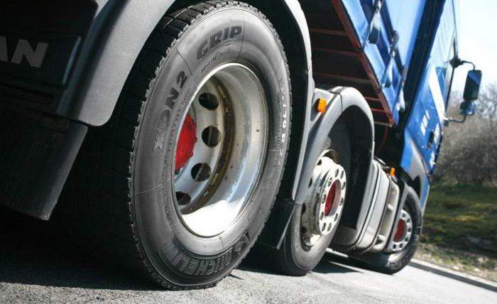 шины для грузовых авто