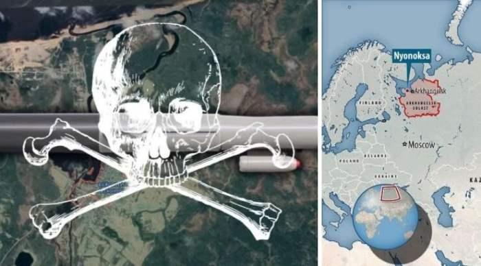 ядерный взрыв в россии