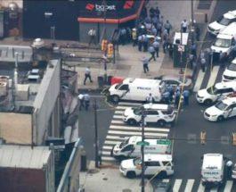 Six officers shot in Philadelphia