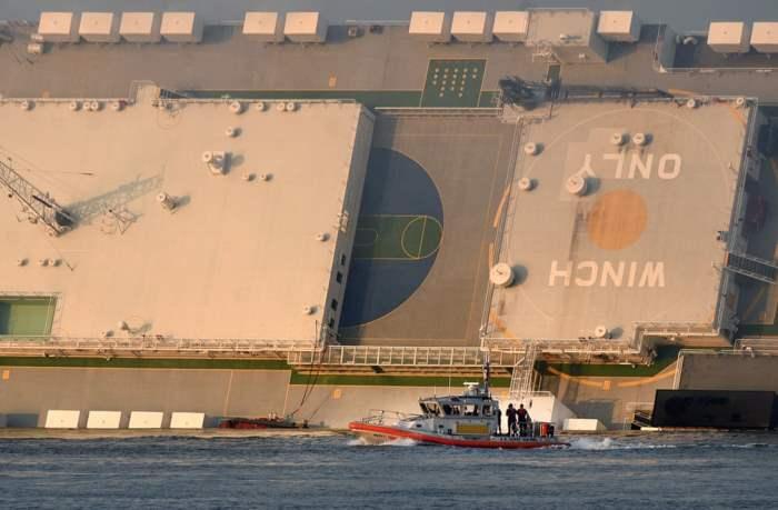 Лодки береговой охраны