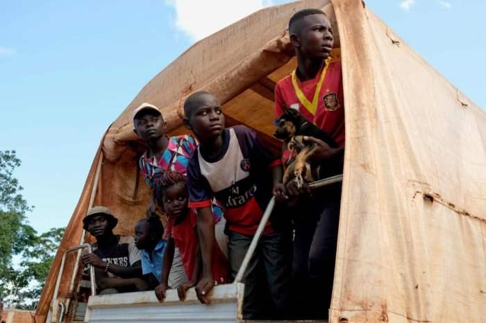 Монгумба, Центральноафриканская Республика