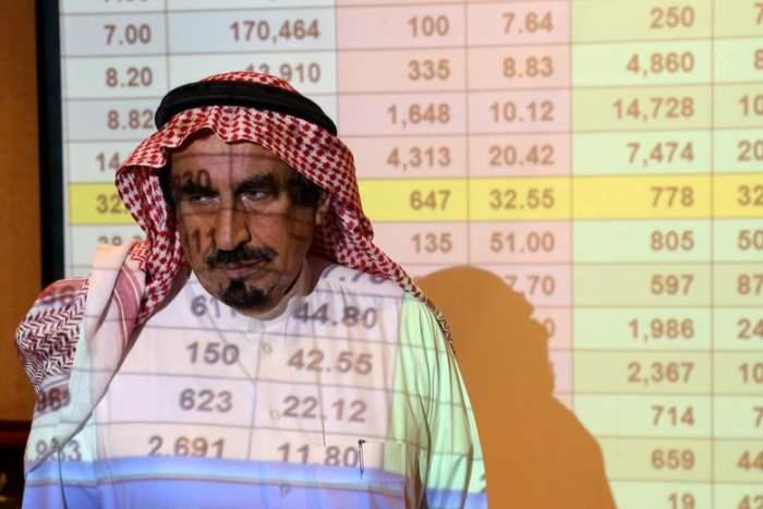 Мужчина из Саудовской Аравии