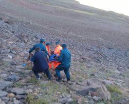 Польский турист погиб в Армении