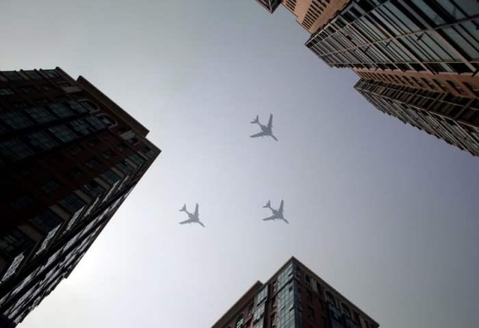 Самолеты Китайской народно-освободительной армии