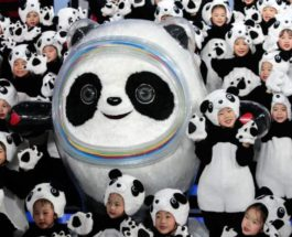 Талисман зимних Олимпийских игр 2022