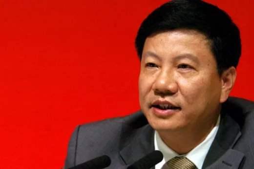 У бывшего мэра Гуанчжоу