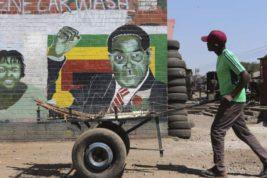 Хараре, Зимбабве.