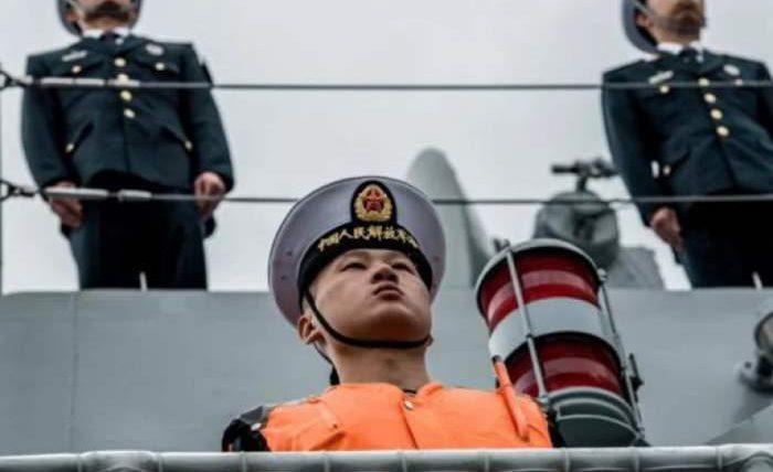 китай корабль