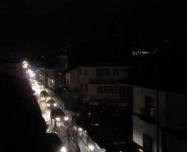 никарагуа без электричества